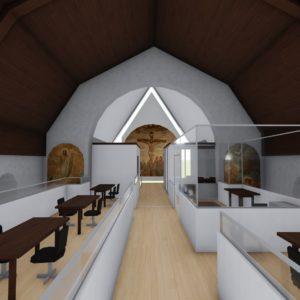 Virtual Tour of the St. Dismas Archives